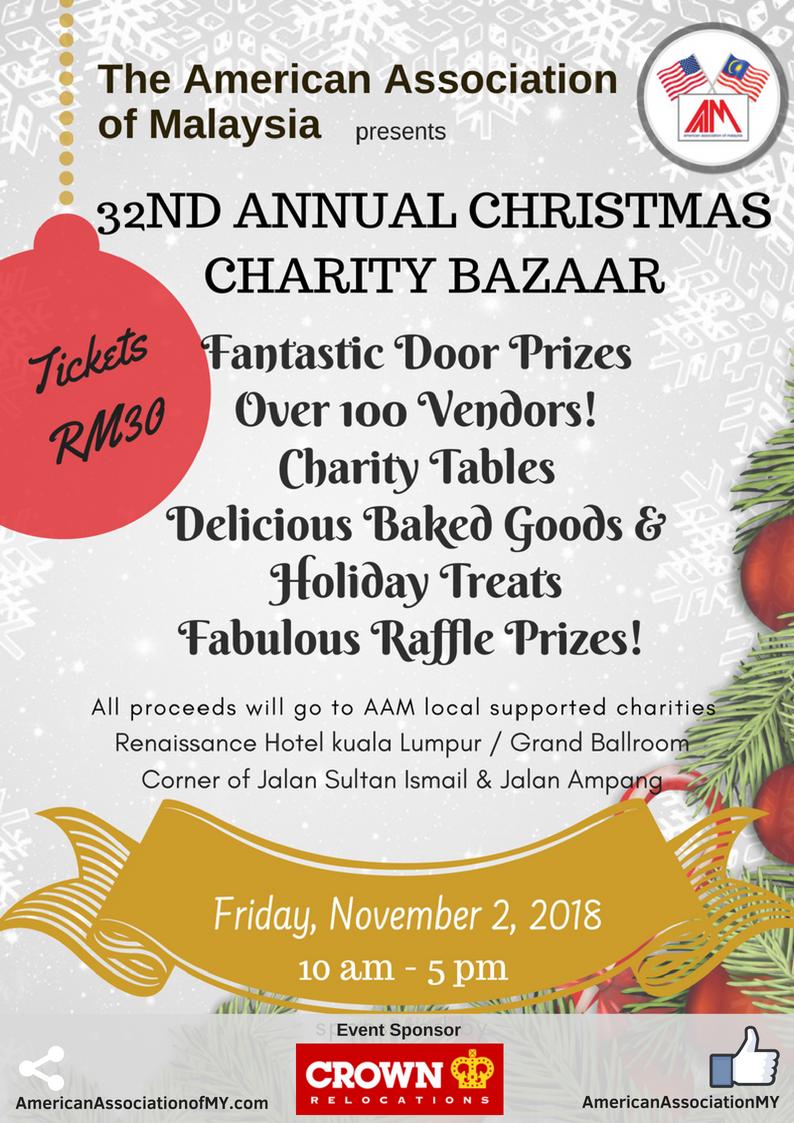 AAM's 32nd Annual Christmas Bazaar